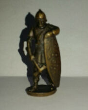 Metallfiguren Soldatini Krieger 4 - 40mm ottone messing