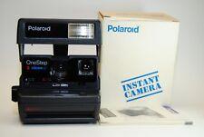Polaroid OneStep Closeup Flash Instant 600 Film Camera