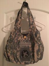 Zombie Hunter Military Style Purse Handbag Small/Medium Multicolor Bag