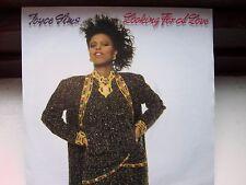 JOYCE SIMS, LOOKING FOR LOVE. ORIGINAL 1989 FFRR SINGLE