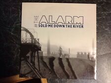 Rare Fold Out PVC Pack THE ALARM sold me down the river EIRSP 123 uk PS EX/EX