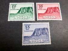 Norway Scott B54-56 Mint OG CV $52