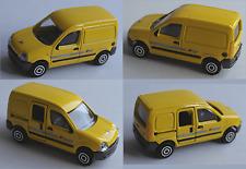 "Majorette - Renault Kangoo gelb ""La Poste"" Post Neu"
