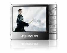Archos 404 Gray/Silver (30GB) Digital Media Player