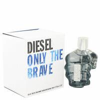 Diesel Only The Brave Cologne Men Eau De Toilette Spray Fragrance New Authentic