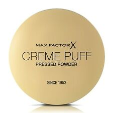 """Max Factor Creme Puff Refill Compact Powder """"Choose Your Option"""""""