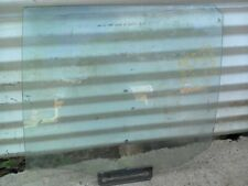 Drivers Rear Door Glass for 91-93 Ford Escort