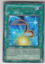 YU-GI-OH Karten für Schwarze Federn Ultra Rare TSHD-DE046