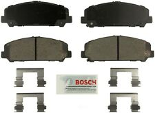 Disc Brake Pad Set-Blue Brake Pads with Hardware Front Bosch BE1286H