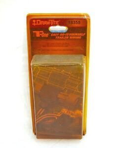 DRAW TITE 18355 T-ONE TRAILER WIRING HARNESS NEW OLD STOCK