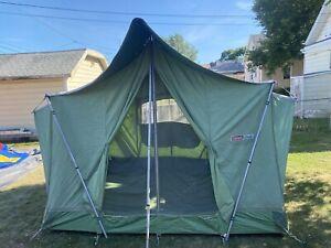 Coleman Oasis 8x10 vintage tent, model 8470, sleeps 6, very nice.
