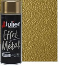 Bombe peinture Or Antique Brillant Aerosol 400ml Julien tous Supports