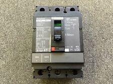 SQUARE D CIRCUIT BREAKER 150 AMP 600V 3 POLE HGM36150