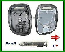 Coque Télécommande Plip Clé Pour Renault Twingo/Clio/Master/Trafic/Kangoo