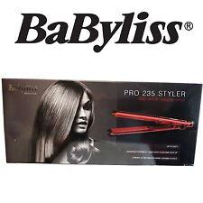Femmes BaByliss Pro Tourmaline Céramique 235 Salon Lisse À Cheveux 2082JU