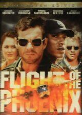 FLIGHT of the PHOENIX (2004) Dennis Quaid Hugh Laurie Giovanni Ribisi SEALED DVD