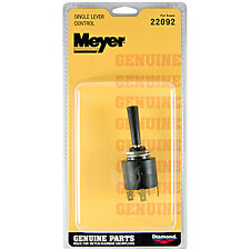 NEW GENUINE MEYER SNOW PLOW SLICK CONTROL LEVER PART # 22092 22092C 22092SK
