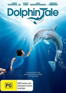 Dolphin Tale DVD (PAL, 2012) VGC, FREE POST