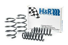 "H&R 2008-2014 MERCEDES BENZ MB C300 4MATIC W204 1.2"" LOWERING DROP SPORT SPRINGS"