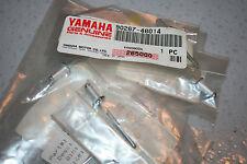 4 NOS yamaha snowmobile frame rivets gpx ex440 srx et340 ss440 srv xlv cs340