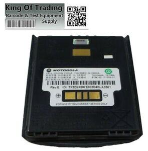 Motorola Zebra MC55 MC65 MC67 Barcode Scanner Battery