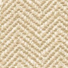 Henry Glass Snow Babies FLANNEL by Beth Logan F9540 44 Cream Zig Zag Stripe BTY