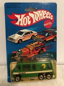 Hot Wheels GMC Motor Home. 1981