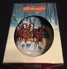 New Budweiser Winter's Calm 2007 Holiday Stein 2007_Budweiser
