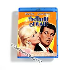 The Thrill Of It All Blu-ray New Doris Day James Garner