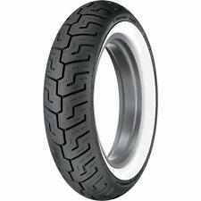 Dunlop Harley-Davidson D401 Rear Tire 160/70B17 Wide White Wall Motorcycle Tire