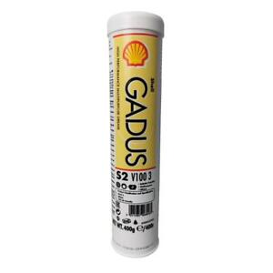 Shell Gadus S2 V100 3 - Mehrzweckfett 400g Kartusche K3K-30 Shell Alvania RL3
