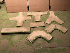 """28mm,  3""""  expansion Road Set, 19pc  PAINTED"""