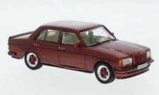 NEO MODELS Mercedes Benz W123 AMG Metallic red 198 1:43 45538