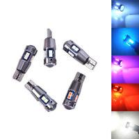 T10 W5W 3030 LED Car Interior Reading Dome Light Marker Lamp 168 194 Bulbs