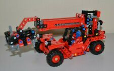 NEW LEGO TECHNIC 42062 CONTAINER YARD RED TELEHANDLER