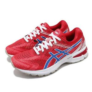 Asics GT-2000 8 Retro Tokyo 2020 Olympic Red Blue Women Running 1012A656-600