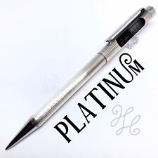 Japan Platinum Writing Watch Silver plated Ball point  Pen *Old Stock*
