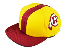 Washington Redskins FOAM HELMET SNAPBACK  Mitchell & Ness NFL Hat = OSFM