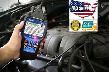 Automotive Code Reader Scan ABS SRS Bluetooth Live Data Vehicles battery Tools