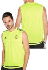 3082 adidas Real Madrid Camiseta Entrenamiento Mangas Training Jersey Top S88962