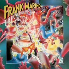 FRANK MARINO (GUITAR) - THE POWER OF ROCK 'N' ROLL NEW CD
