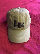 HK Heckler & Koch Cotton Baseball Cap Hat Embroidered Officially Licensed Green