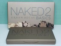 Urban Decay 'Naked Basics' Eye Shadow Palette (6 Shades) Brand New in Box