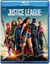 Justice League [Blu-ray] [Bd]