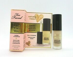 Too Faced Born This Way Multi Use Sculpting Concealer ~ Snow ~ 0.13 oz / 4.0 ml