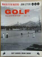 Jaspar Park Golf Club Canada: Golf Illustrated Magazine 1965