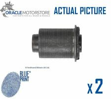 2 x NEW BLUE PRINT REAR SUSPENSION ARM BUSH PAIR GENUINE OE QUALITY ADG080224