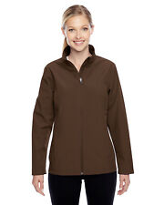 Team 365 Ladies Leader Soft Shell Performance Jacket. TT80W