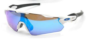 NEW Men's RADAR PATH Sunglasses Blue Iridium Lens Matt Black Frame for oakley