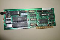 CORVUS SYSYTEMS TRANSPORTER NETWORK INTERFACE CARD FOR APPLE II    C01